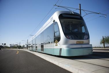 Light Rail slaat aan in de Verenigde Staten