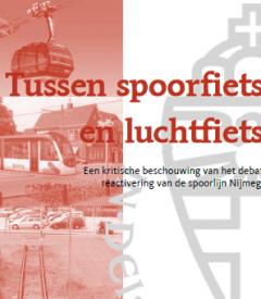 Tussen Spoorfietsen en Luchtfietsen.