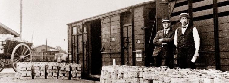 Geschiedenis van de spoorweg in Groesbeek op cd gezet