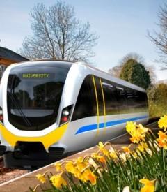 De 'Ryanair-trein' moet Britse platteland beter bereikbaar maken