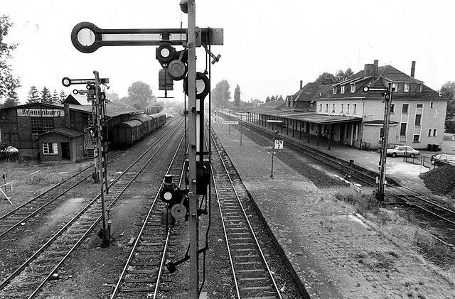 Reaktivierung der Bahnstrecke ein Stück weiter