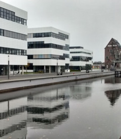 hogeschool in Kleef gaat uitbreiden