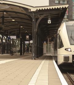 Nijmeegsche Spoorwegmaatschappij gaat rijden tussen Nijmegen en Groesbeek