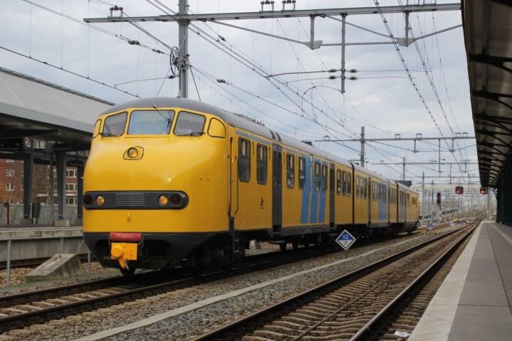 Jubileumrit Nijmeegsche Spoorwegmaatschappij: in stijl reizen over Euregionale grens- en goederenlijnen